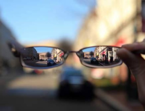 Can you see clearly? Don't become part of the statistics